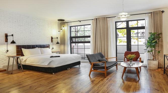 品质精装两居室