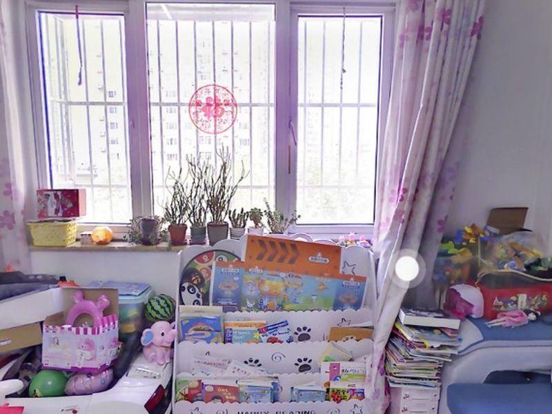 北京我爱我家七里庄 紧邻地铁9.14号线 南北通透 中间楼层